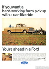 1967 Ford Truck magazine advertisements