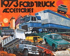 1973 Ford Truck Accessories catalog