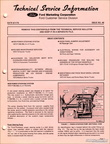 June 1973 Ford Technical Service Information Bulletin - New 4x4 Power Steering System
