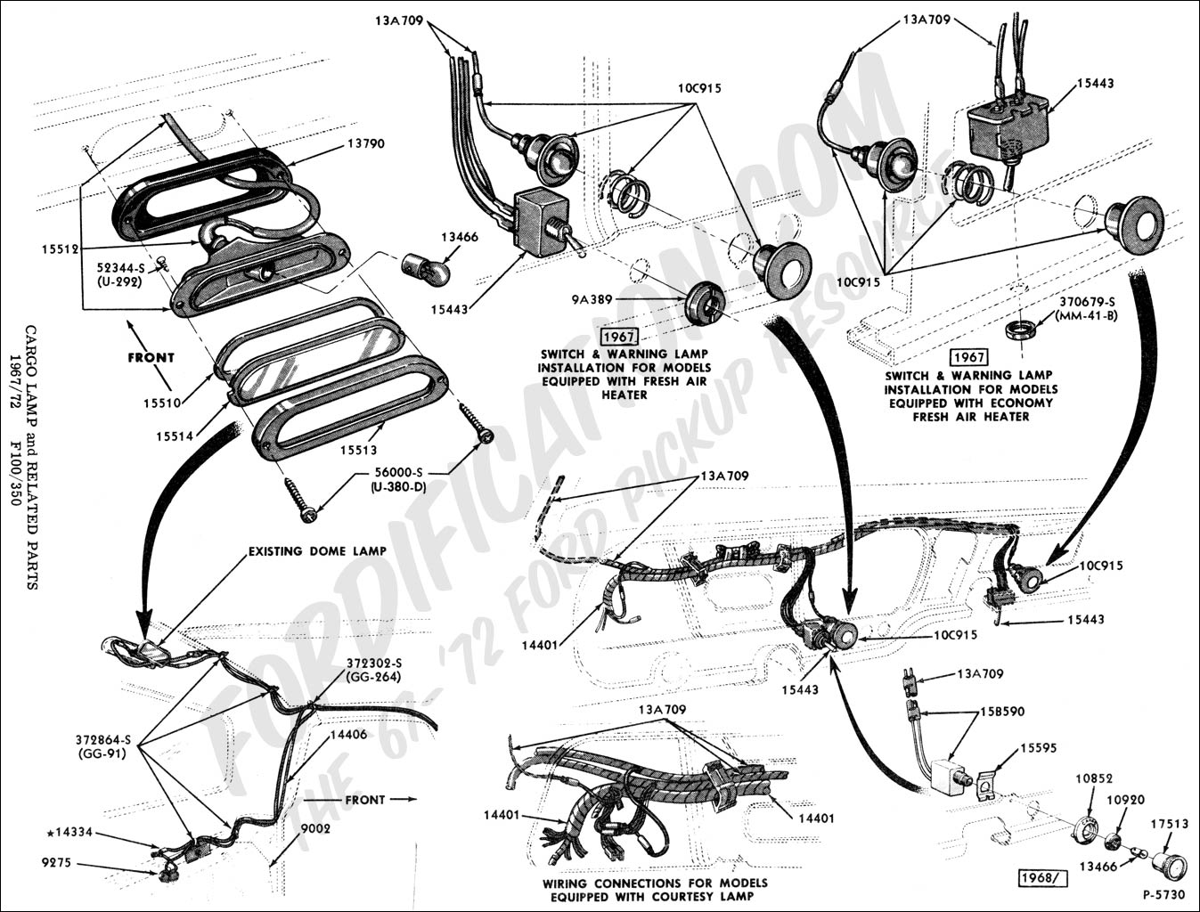 wiring diagram for 1970 mustang wiring discover your wiring wiring harness for a 1967 ford f 250