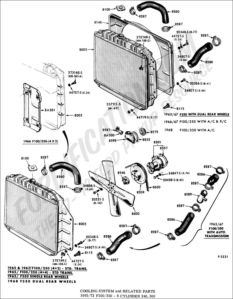 ford f250 cooling system diagram 2004  ford  free engine