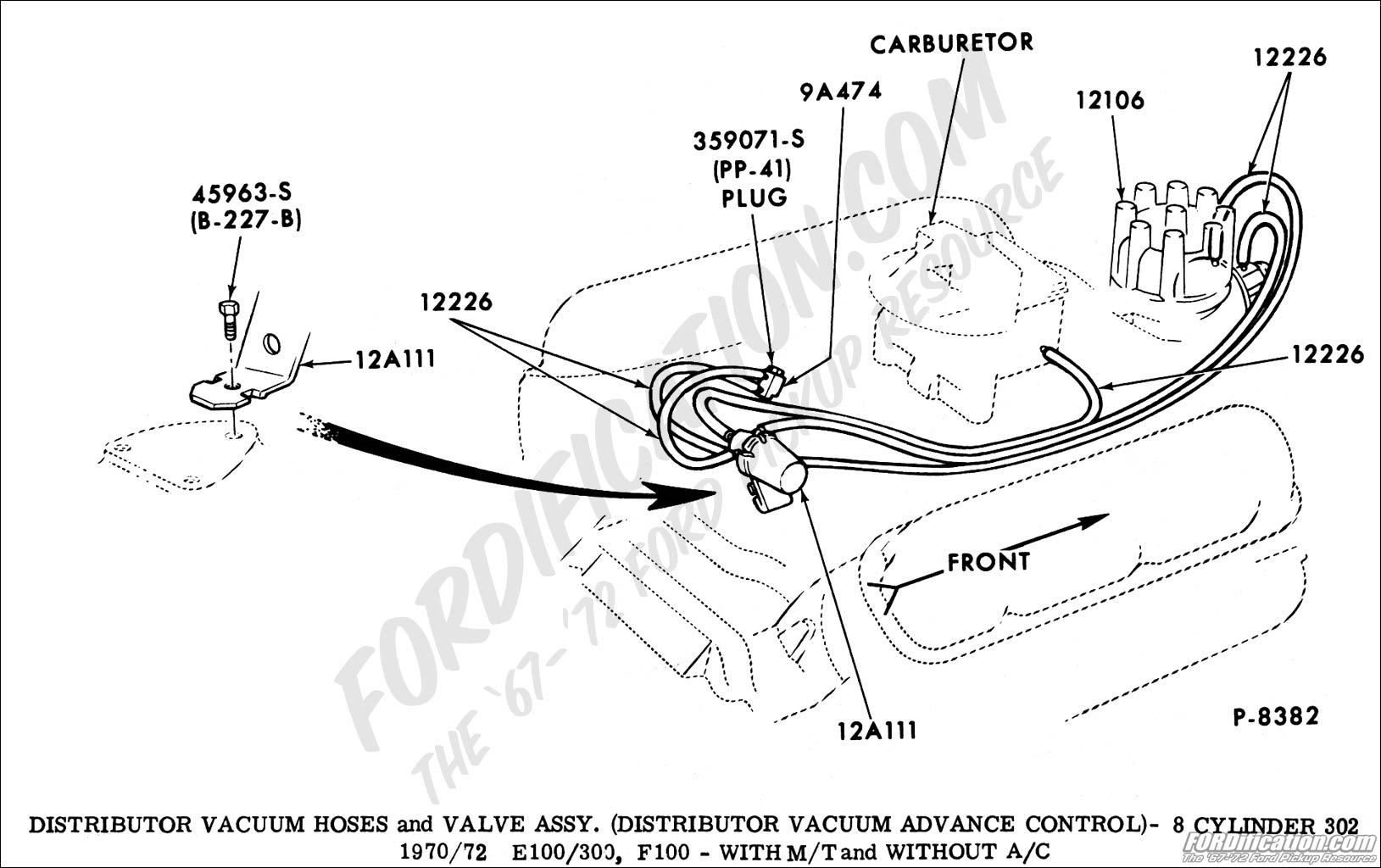 351 Cleveland Wiring Diagram 1973 Mustang on Ignition Switch Wiring Diagram For 1985 Ford Ranger