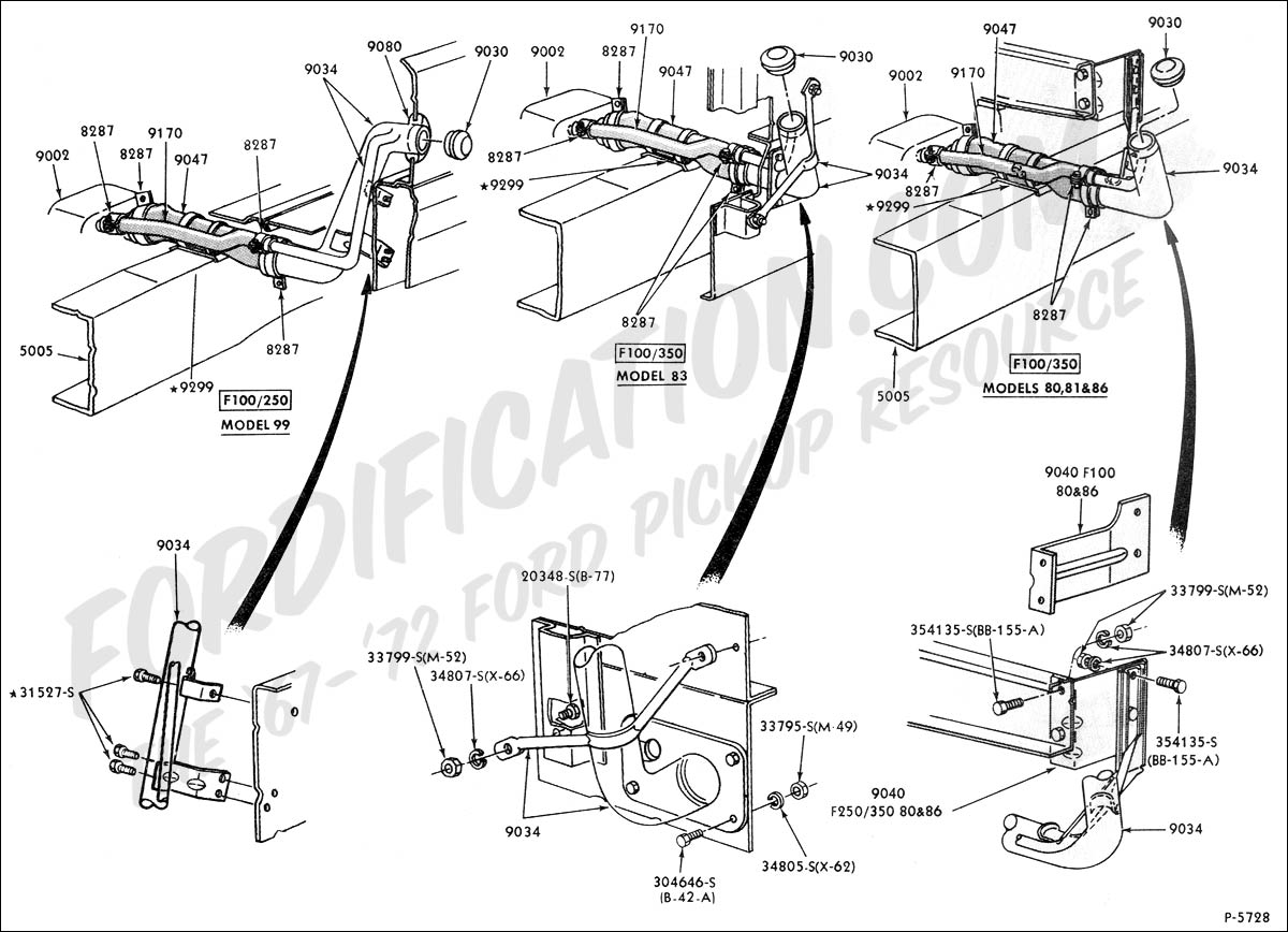 Ford F 250 Vacuum Line Diagram Ford Free Engine Image