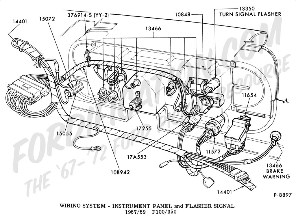 1966 mustang flasher diagram wiring schematic 1970 mustang instrument diagram wiring schematic