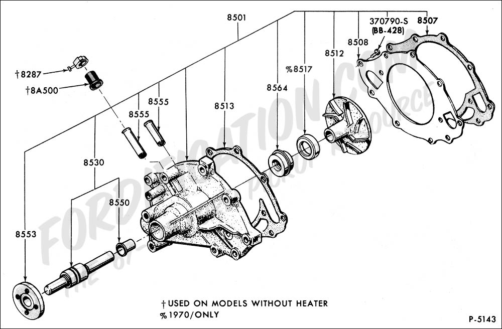 1969 ford 302 engine diagram ford truck technical drawings and schematics - section e ... #10