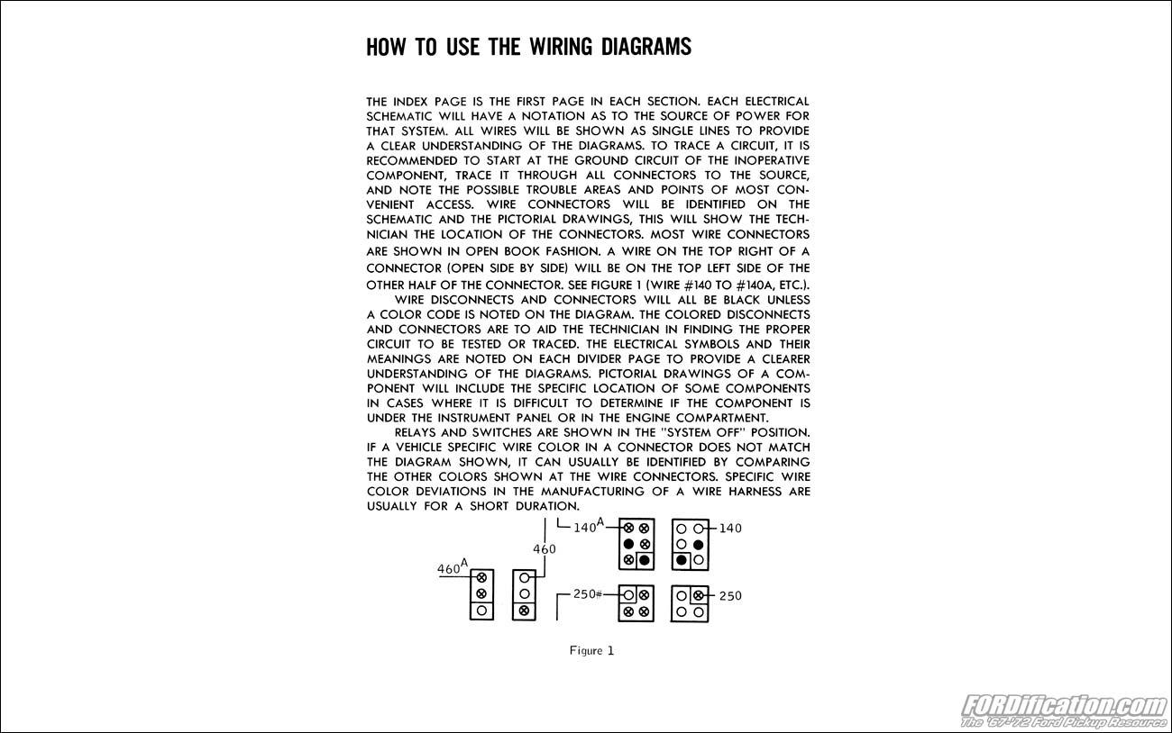 on windshield wiper wiring diagram 1967 ford f100 f 100