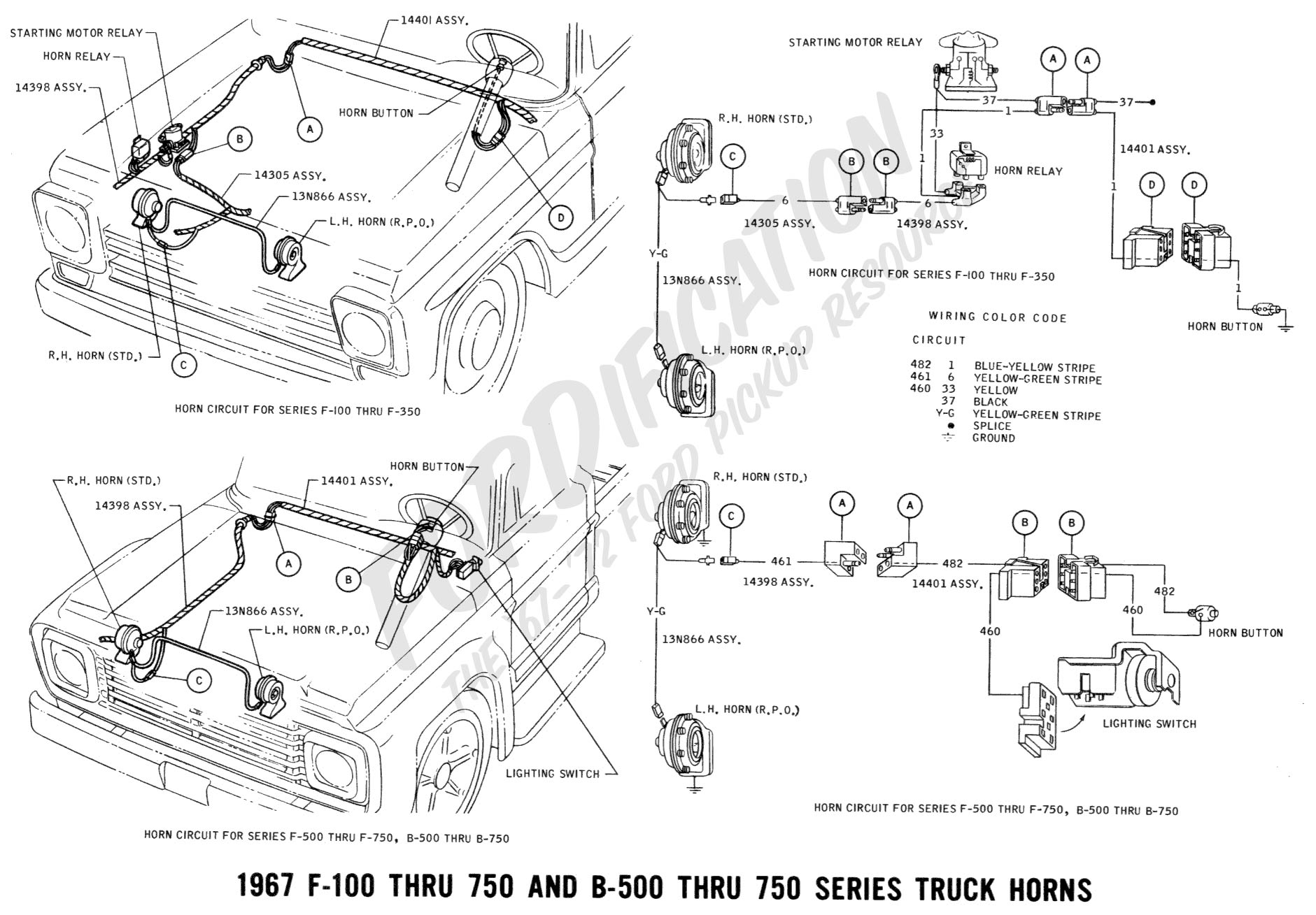 HW1622 also 1966 Mustang Wiring Diagrams additionally 1979 Ford Truck Fuse Box likewise Autolite 1100 Carburetor Diagram furthermore 1966 Mustang Wiring Diagrams. on 1965 ford mustang parts diagram