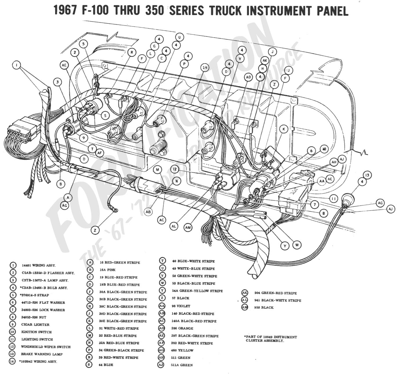608854 Headlights Relay Wiring Questions in addition Techinfo further Index together with Instrument Panel Wiring Diagram Of 1966 Oldsmobile 52 Through 86 as well 1979 Cj7 Fuel Sending Unit Wiring. on wiring of 1967 ford alternator diagram