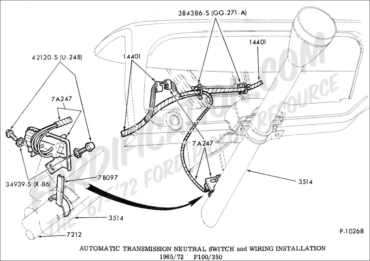 1964 Ford F 100 Wiring Introduction To Electrical Diagrams F100 Harness Pickup Schematic 1960 Rh Banyan Palace Com 1962
