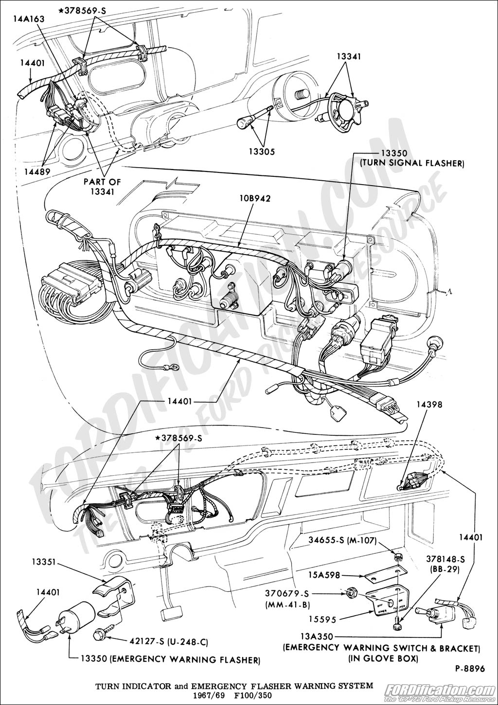 1972 F 100 Turn Signal Wiring Diagram Trusted 1965 Ford F100 Similiar Horn Keywords Schematic